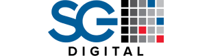 SG Digital's logo